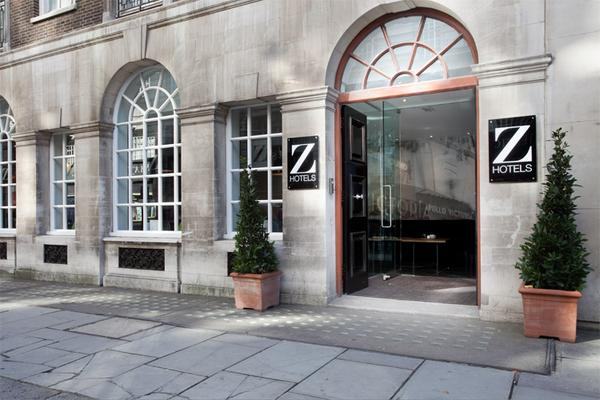 The Z Hotel Victoria - London - Building