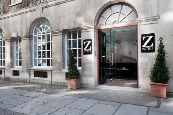 The Z Hotel Victoria - Λονδίνο - Κτίριο