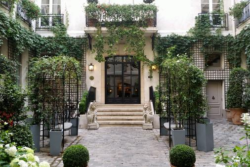 Relais Christine - Paris - Building