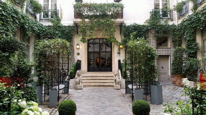 Relais Christine - Παρίσι - Κτίριο