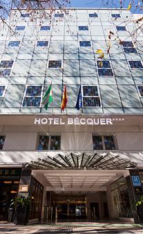 Becquer Hotel - Σεβίλλη - Κτίριο