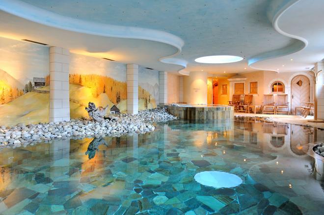 Hotel Spol - feel at home - Livigno - Πισίνα