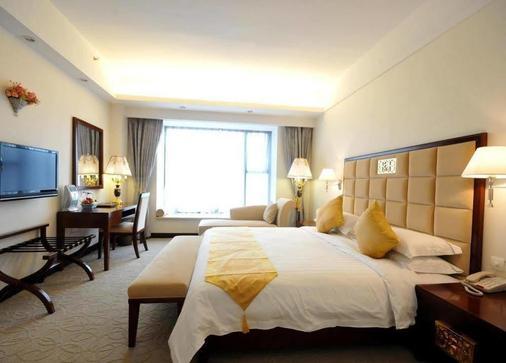 深圳澳城花園酒店 - 深圳 - 臥室