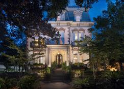 Hamilton-Turner Inn - Savannah - Rakennus