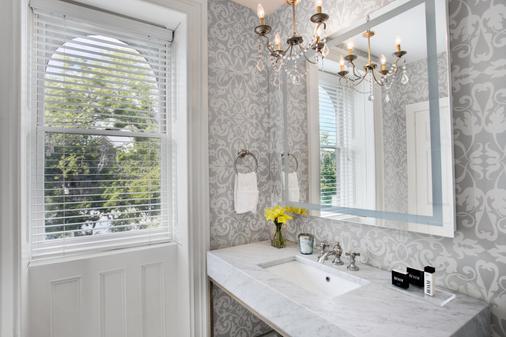 Hamilton-Turner Inn - Savannah - Bathroom