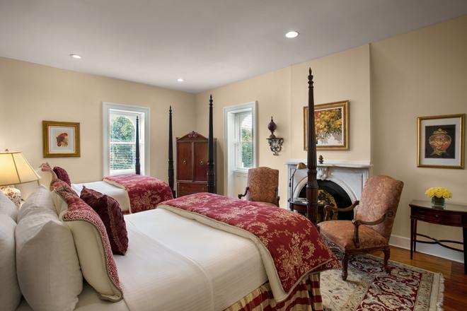 漢密爾頓-特納酒店 - 沙凡那 - 薩凡納 - 臥室
