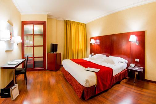 Hotel Arosa - Madrid - Soverom