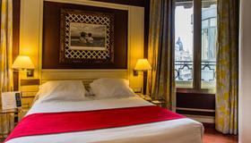 Arosa - Madrid - Camera da letto
