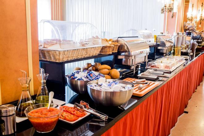 Hotel Arosa - Madrid - Buffet