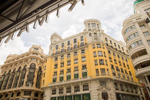 Hotel Arosa - Madrid - Bygning