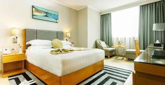 Bole Ambassador Hotel - Addis Ababa - Bedroom