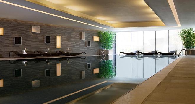 Hong Kong SkyCity Marriott Hotel - Hong Kong - Bể bơi
