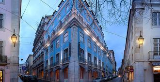 Lisboa Carmo Hotel - Lisboa - Edifício