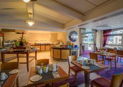 謝菲爾德希爾頓酒店 - 雪菲爾 - 謝菲爾德 - 餐廳