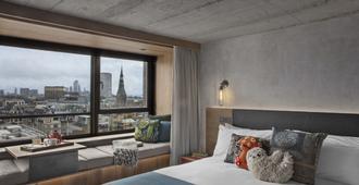 Treehouse Hotel London - London - Bedroom