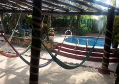 科科斯卡瓦尼亞斯酒店 - 卡曼海灘 - 普拉亞卡門 - 游泳池
