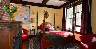 Marketa's Bed and Breakfast - ויקטוריה - חדר שינה