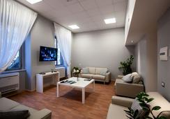 Villa Albina - Napoli - Oleskelutila