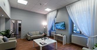 阿爾賓娜酒店 - 那不勒斯 - 休閒室