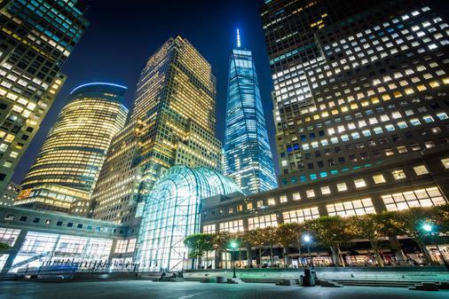 Millennium Hilton New York Downtown - Нью-Йорк - Здание