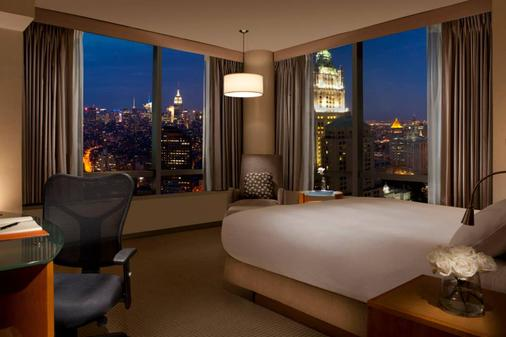 Millennium Hilton New York Downtown - New York - Bedroom