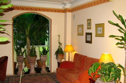 Nicola Hotel - Athens - Living room