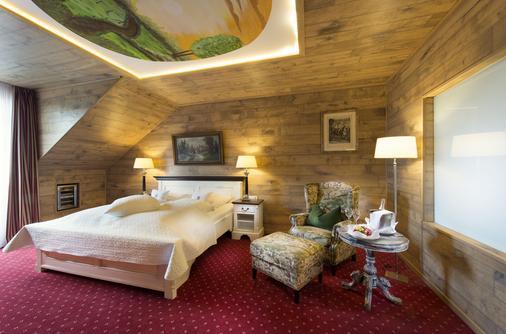 Landgut Ramshof - Willich - Bedroom