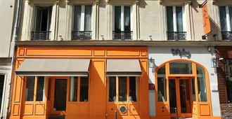 Hôtel R. Kipling by Happyculture - Paris - Building
