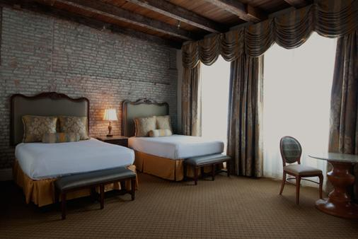 French Market Inn - New Orleans - Bedroom