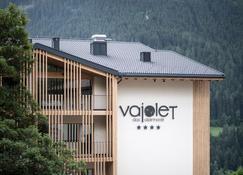 Alpinhotel Vajolet - Tiers - Building