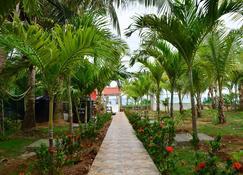 B&B Iguana Gorda - San Andrés - Entrada del hotel