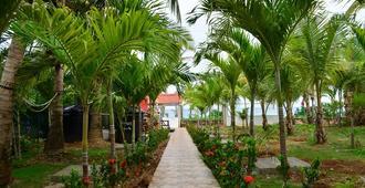 B&B Iguana Gorda - San Andrés - Hotel entrance