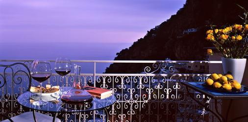 Positano Art Hotel Pasitea - Positano - Thức ăn
