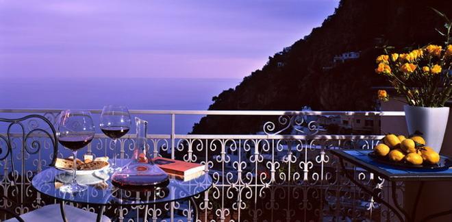 Positano Art Hotel Pasitea - Ποζιτάνο - Φαγητό