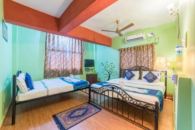 Kiara Bnb Home - Calangute - Makuuhuone