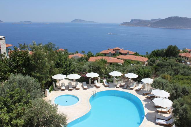 Olea Nova Hotel - Kaş - Πισίνα