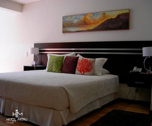 Hotel Mitru - La Paz - La Paz - Bedroom