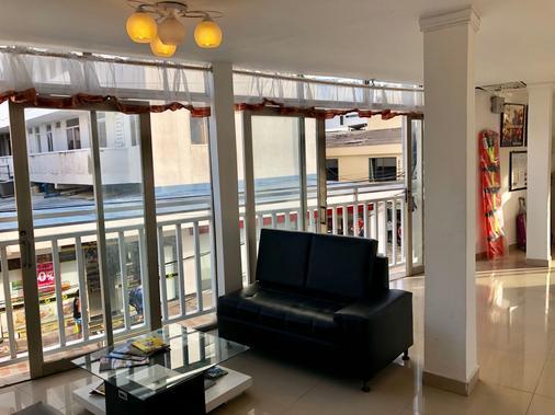 Apartahotel Limsor - San Andrés - Living room