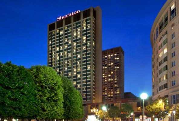 Sheraton Boston Hotel - Boston - Edificio