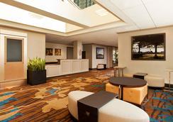 Sheraton Boston Hotel - Boston - Lobby