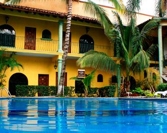 Hotel Oaxtepec - Oaxtepec - Будівля