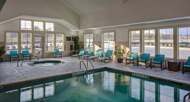 Residence Inn By Marriott Dallas Dfw Airport South/Irving - Irving - Uima-allas