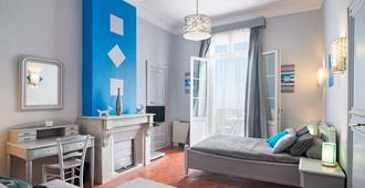 B&B Le Logis Du Mas - Sète - Bedroom