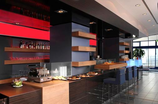 漢堡阿爾托納城際酒店 - 漢堡 - 漢堡 - 酒吧