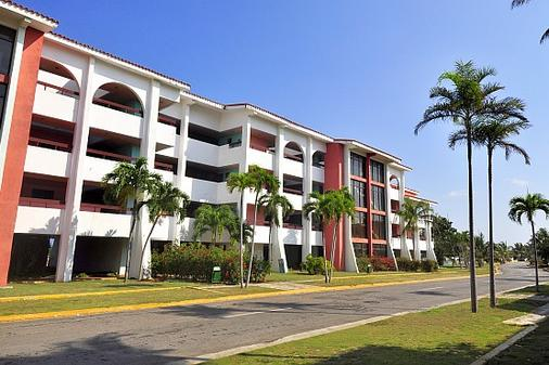 Club Acuario - Havana - Building