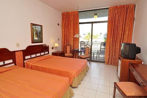 水族館飯店 - 式飯店 - 哈瓦那 - 臥室