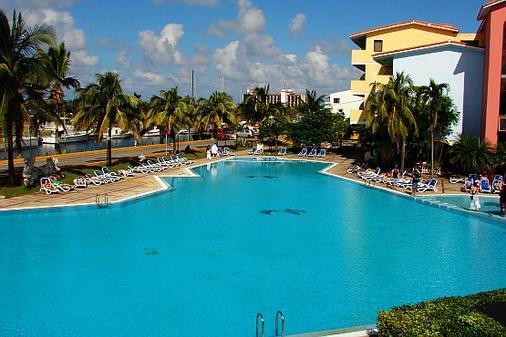 水族館飯店 - 式飯店 - 哈瓦那 - 游泳池