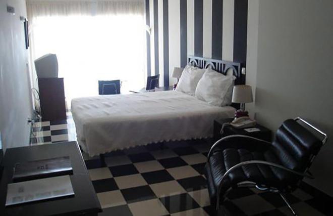 博阿維斯塔水療中心酒店 - 阿爾布費拉 - 阿爾布費拉 - 臥室