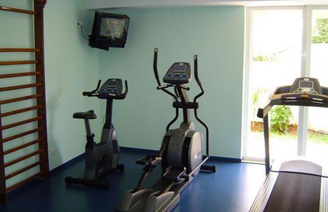 博阿維斯塔水療中心酒店 - 阿爾布費拉 - 阿爾布費拉 - 健身房