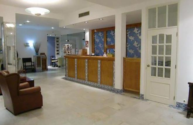 博阿維斯塔水療中心酒店 - 阿爾布費拉 - 阿爾布費拉 - 櫃檯